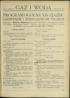 Gaz i Woda : 1932 : nr 4