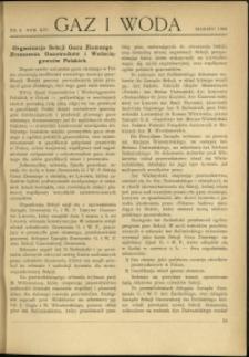 Gaz i Woda : 1934 : nr 3