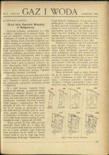 Gaz i Woda : 1935 : nr 6