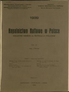Kopalnictwo Naftowe w Polsce : 1939 : nr 2