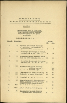 Kronika Naftowa Syndykatu Przemysłu Naftowego : 1930 r. : nr 25 i 26