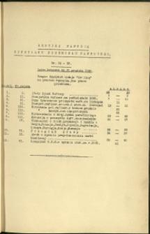 Kronika Naftowa Syndykatu Przemysłu Naftowego : 1930 r. : nr 32 i 33