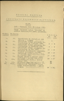 Kronika Naftowa Syndykatu Przemysłu Naftowego : 1931 r. : nr 35