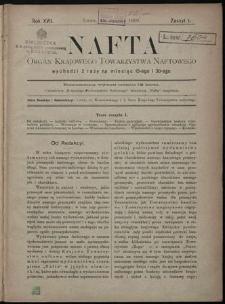 Nafta 1909