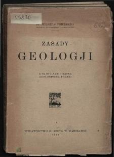 Zasady geologji : 334 rycinami i mapką geologiczną Polski