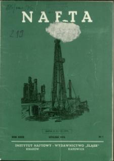 Nafta : 1976 : nr 1