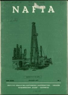 Nafta : 1977 : nr 1
