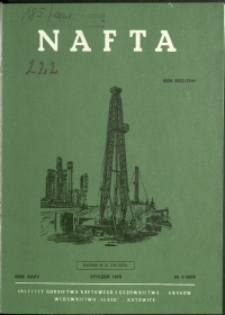 Nafta : 1979 : nr 1