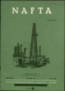 Nafta : 1981 : nr 1