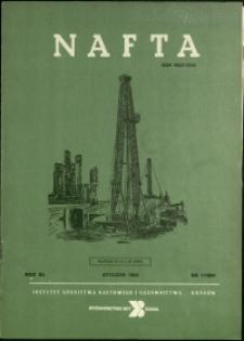 Nafta : 1984 : nr 1