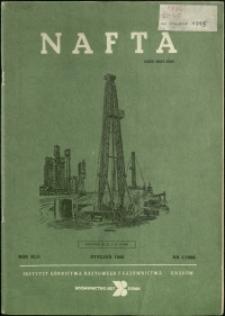 Nafta : 1986 : nr 1