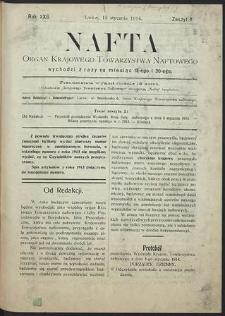 Nafta 1914
