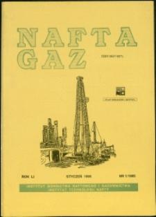 Nafta-Gaz : 1995 : nr 1