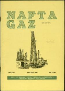 Nafta-Gaz : 1997 : nr 1
