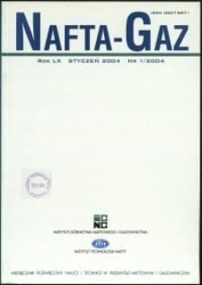 Nafta-Gaz : 2004 : nr 1