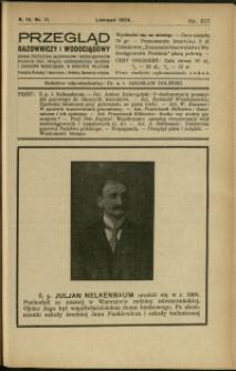 Przegląd Gazowniczy i Wodociągowy : 1924 : nr 11