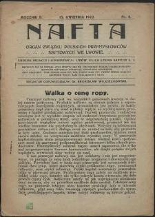 Nafta 1923 : z. 4, 12