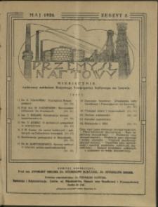 Przemysł Naftowy : 1926 : nr 2