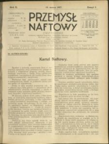 Przemysł Naftowy : 1927 : nr 5