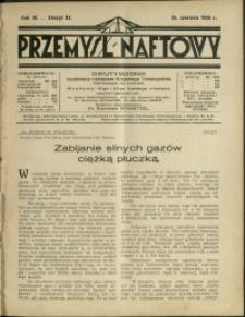 Przemysł Naftowy : 1928 : nr 12
