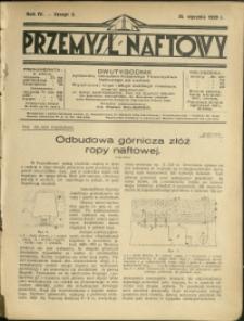 Przemysł Naftowy : 1929 : nr 2