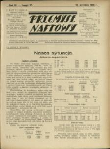 Przemysł Naftowy : 1929 : nr 17