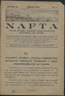 Nafta 1924 : z. 3