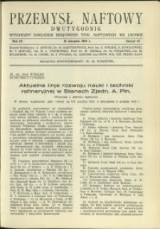 Przemysł Naftowy : 19345