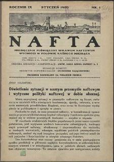 Nafta 1930