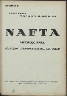 Nafta 1931