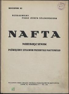 Nafta 1932