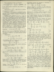 Czasopismo Techniczne : 1931 : nr 7