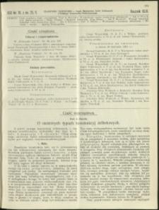 Czasopismo Techniczne : 1931 : nr 10