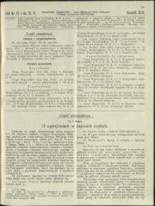 Czasopismo Techniczne : 1931 : nr 12