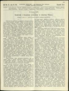 Czasopismo Techniczne : 1931 : nr 15