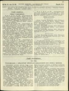 Czasopismo Techniczne : 1931 : nr 16