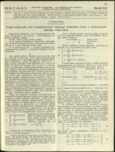 Czasopismo Techniczne : 1931 : nr 17
