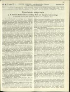 Czasopismo Techniczne : 1931 : nr 20