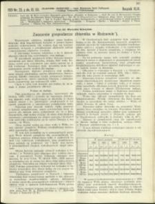 Czasopismo Techniczne : 1931 : nr 23