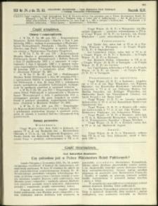 Czasopismo Techniczne : 1931 : nr 24
