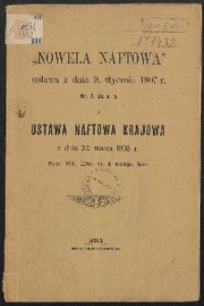 Ustawa państwowa z dnia 9. stycznia 1907 roku