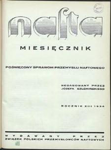 Nafta 1934