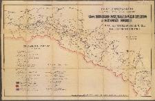 Karta przeglądowa występowania oleju skalnego w Karpatach Polskich
