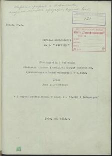 """Spis publikacyj Oddziału Geologicznego S.A. """"Pionier"""" Ser. B"""