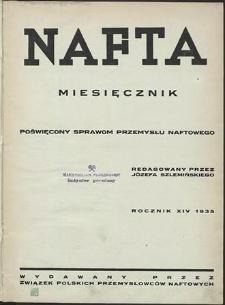 Nafta 1935