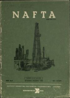 Nafta : 1989 : nr 1-3