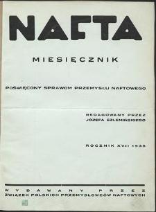 Nafta 1938