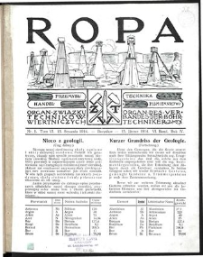 Ropa 1914