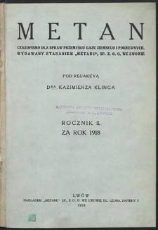 Metan 1918