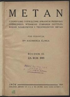 Metan 1919